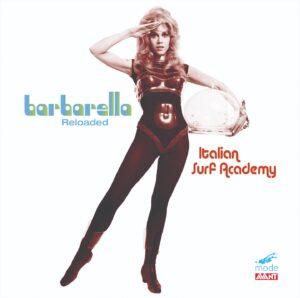 Jane Fonda as Barbarella Saluting