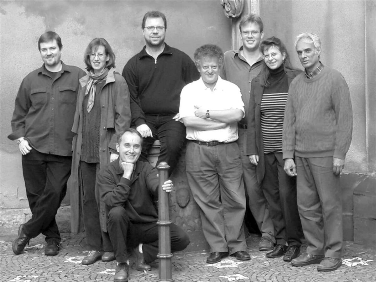 Die Neuen Vokalsolisten Stuttgart