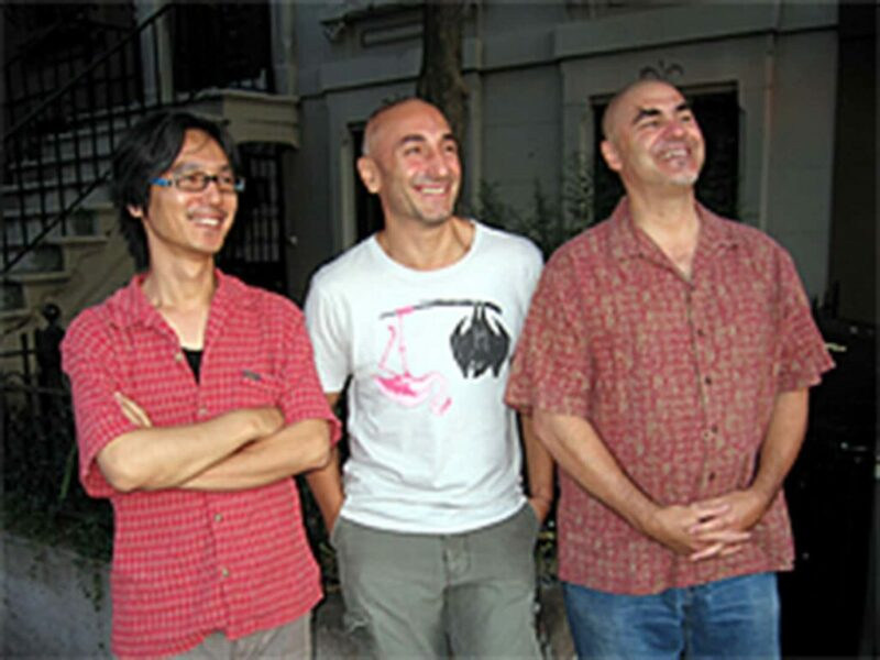 Marco Cappelli Acoustic Trio