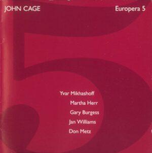 Cage Edition 8-Europera 5