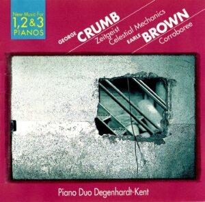 Piano Duo Degenhardt-Kent Play New Music for 1, 2 & 3 Pianos