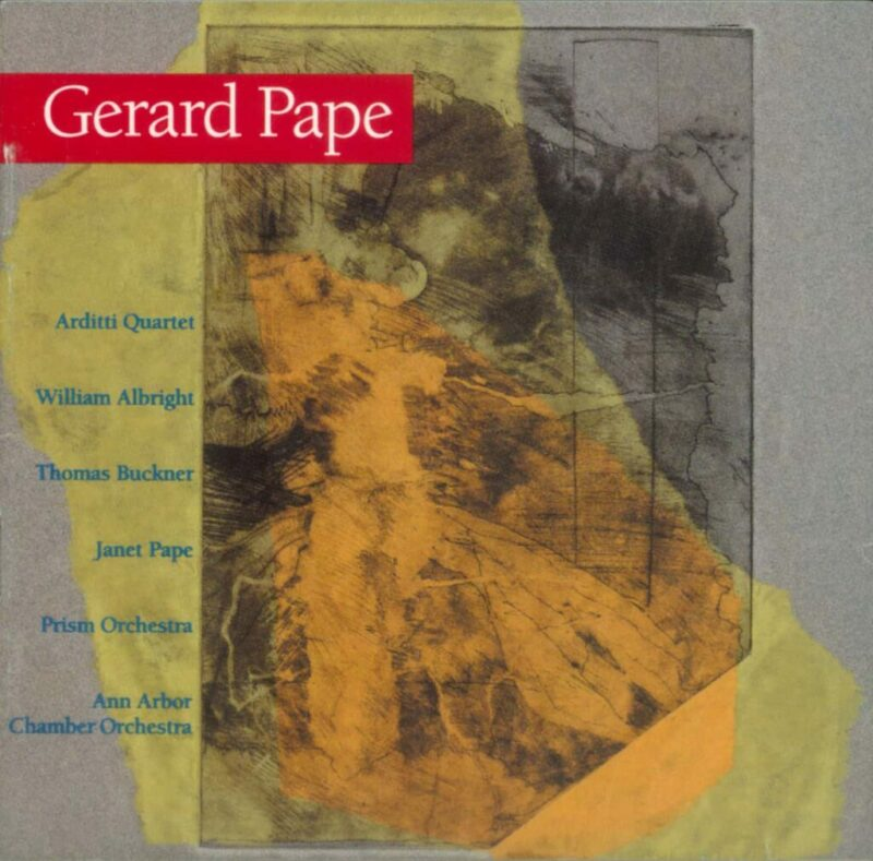 Music of Gerard Pape