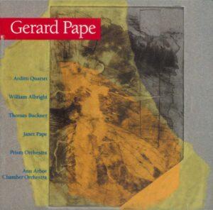 Music of Gerard Pape