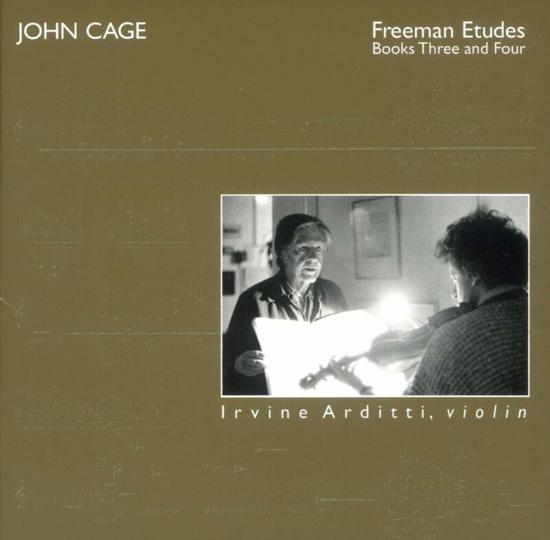 Cage Edition 9-Freeman Etudes, Books 3 & 4
