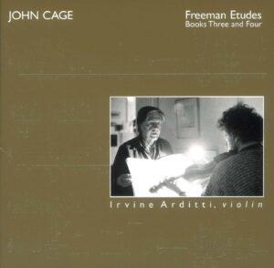 Cage Edition 9-Freeman Etudes, Books 3 & 4