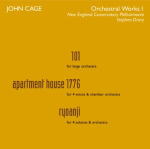 Cage Edition 11-Orchestral Works 1