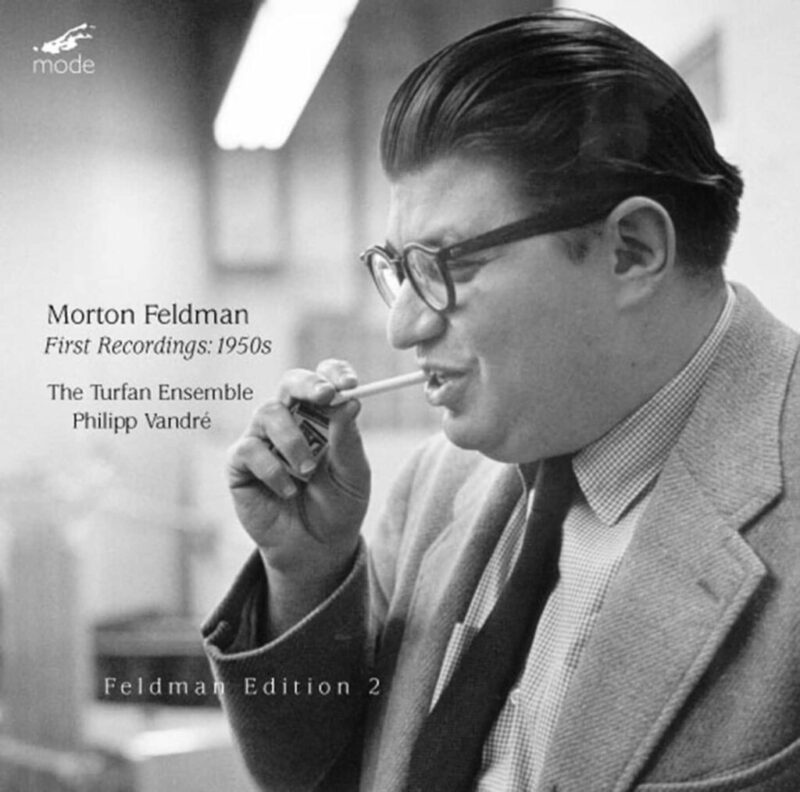 Feldman Edition 2-First Recordings