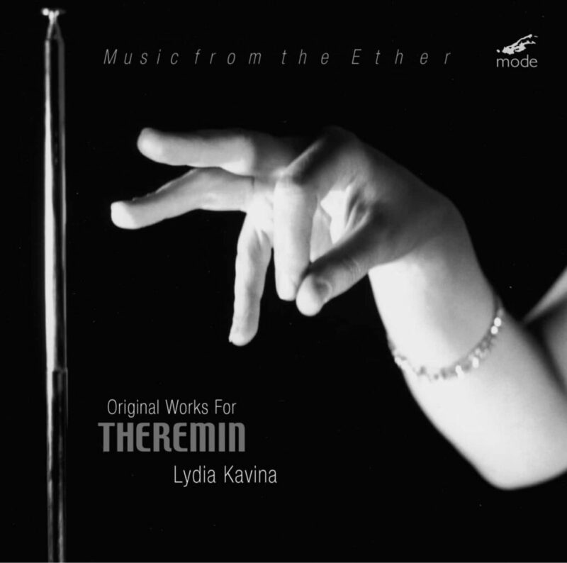 Music from the Ether: Original Works For Theremin
