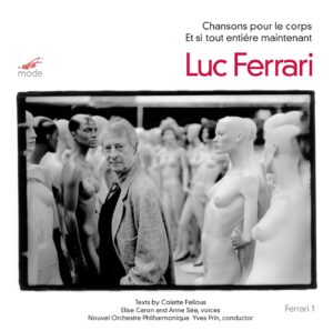 Ferrari: Edition 1 – Chansons pour le corps