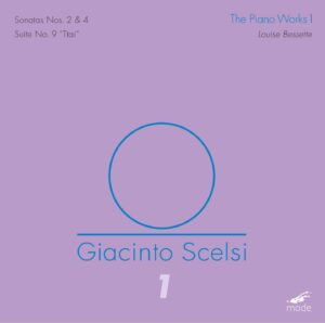 Scelsi Edition 1-Piano Works 1