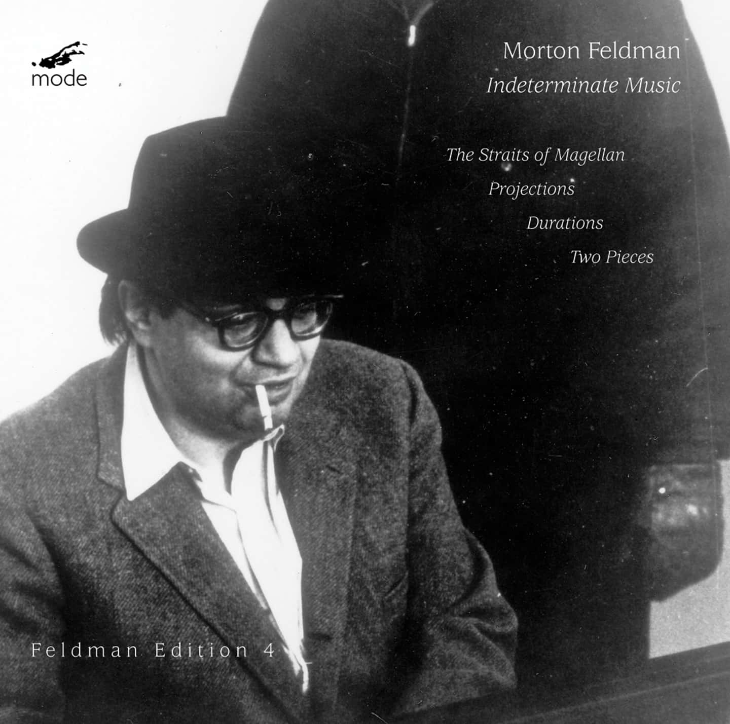 Feldman Edition 4–The Straits Of Magellan – Indeterminate Music