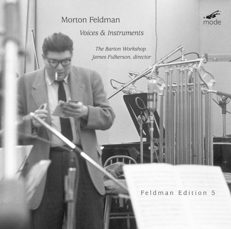 Feldman Edition 5–Voices & Instruments