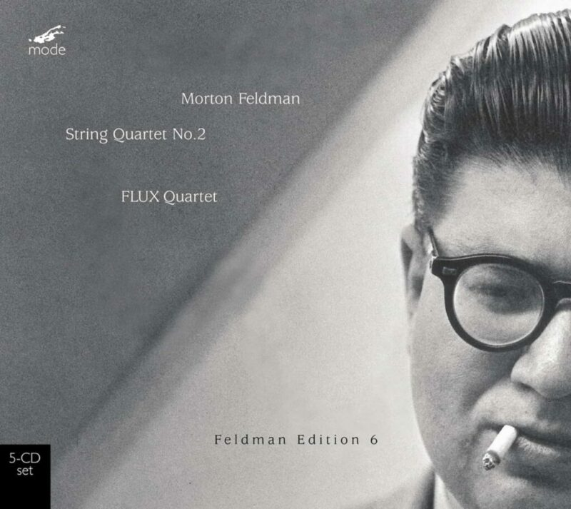 Feldman Edition 6 – String Quartet No. 2 – CD