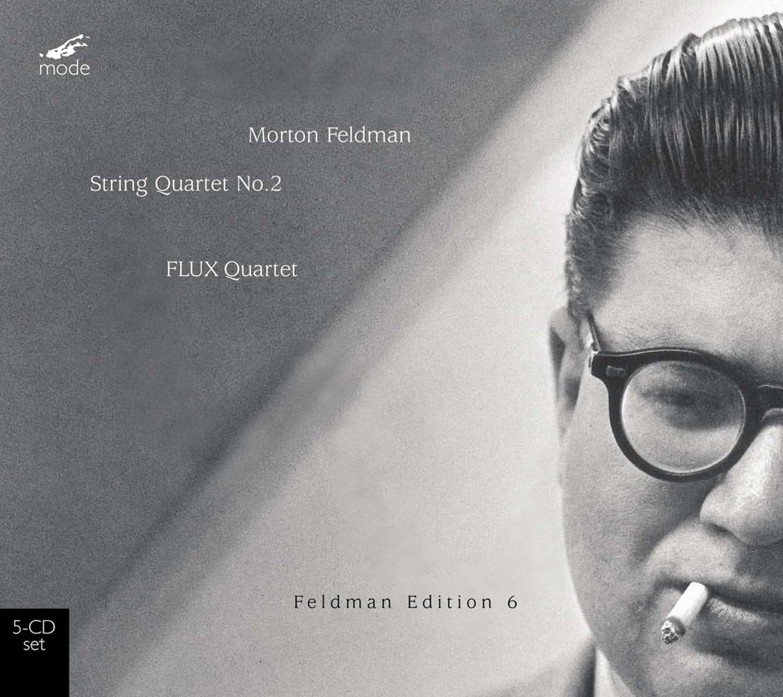 Feldman Edition 6 – String Quartet No. 2 – CD