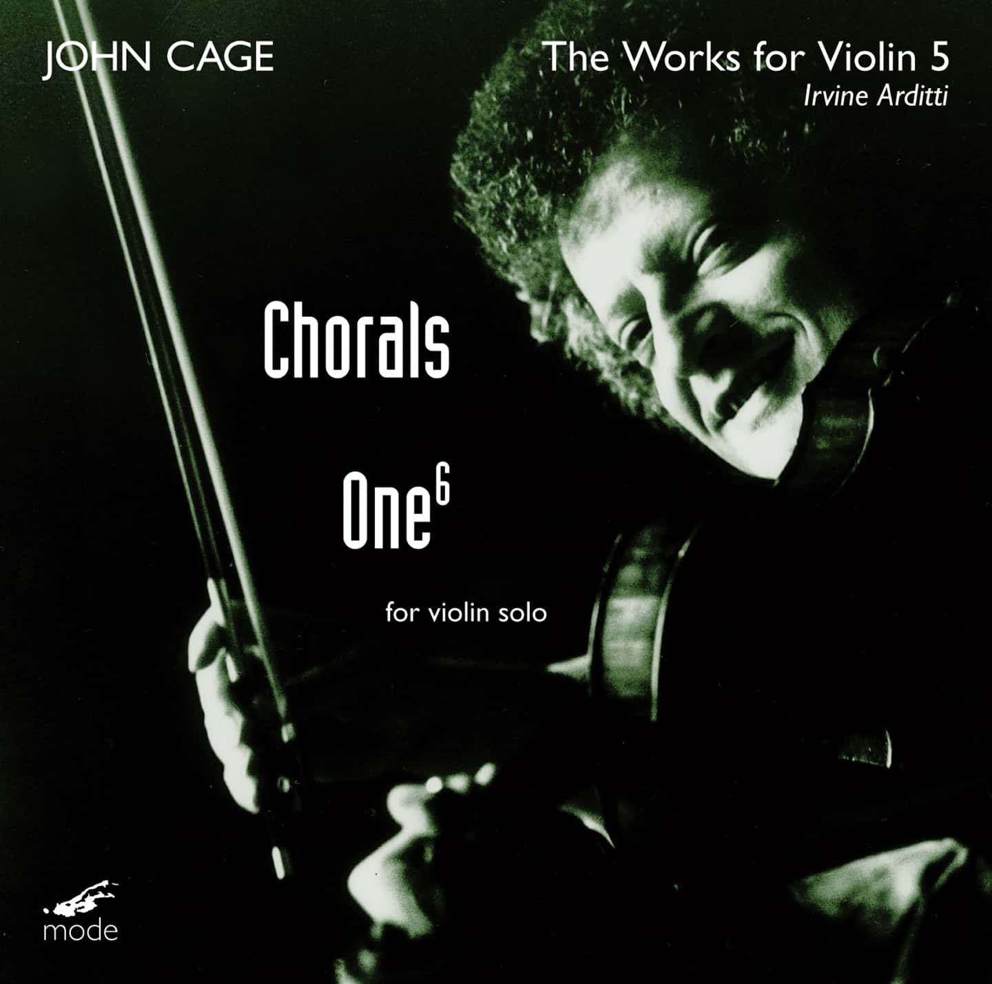 Cage Edition 27–Works For Violin 5