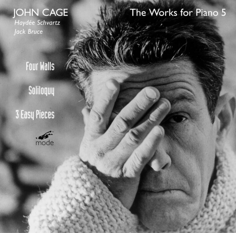 Cage Edition 28–The Piano Works 6