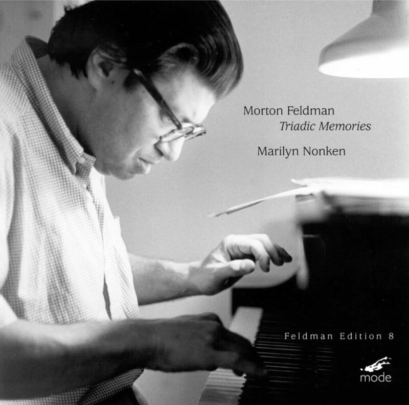 Feldman Edition 7-Triadic Memories – CD