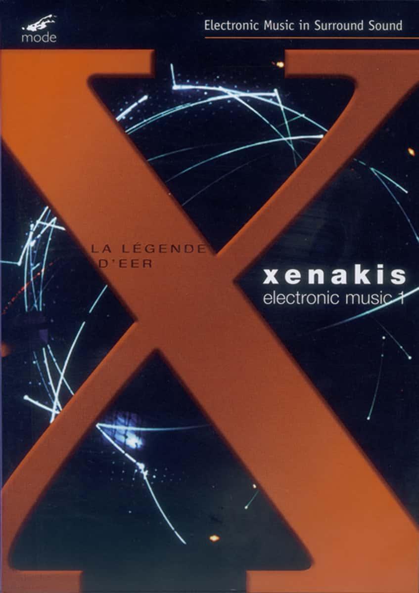 Xenakis Edition 5–Electronic Works 1 – DVD
