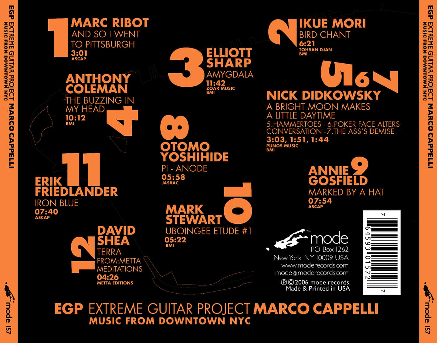 EGP – Extreme Guitar Project