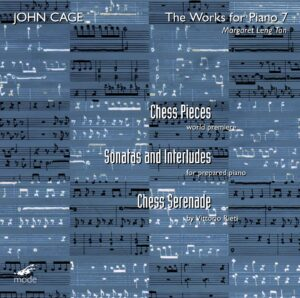 Cage Edition 34 – The Piano Works 7 – CD