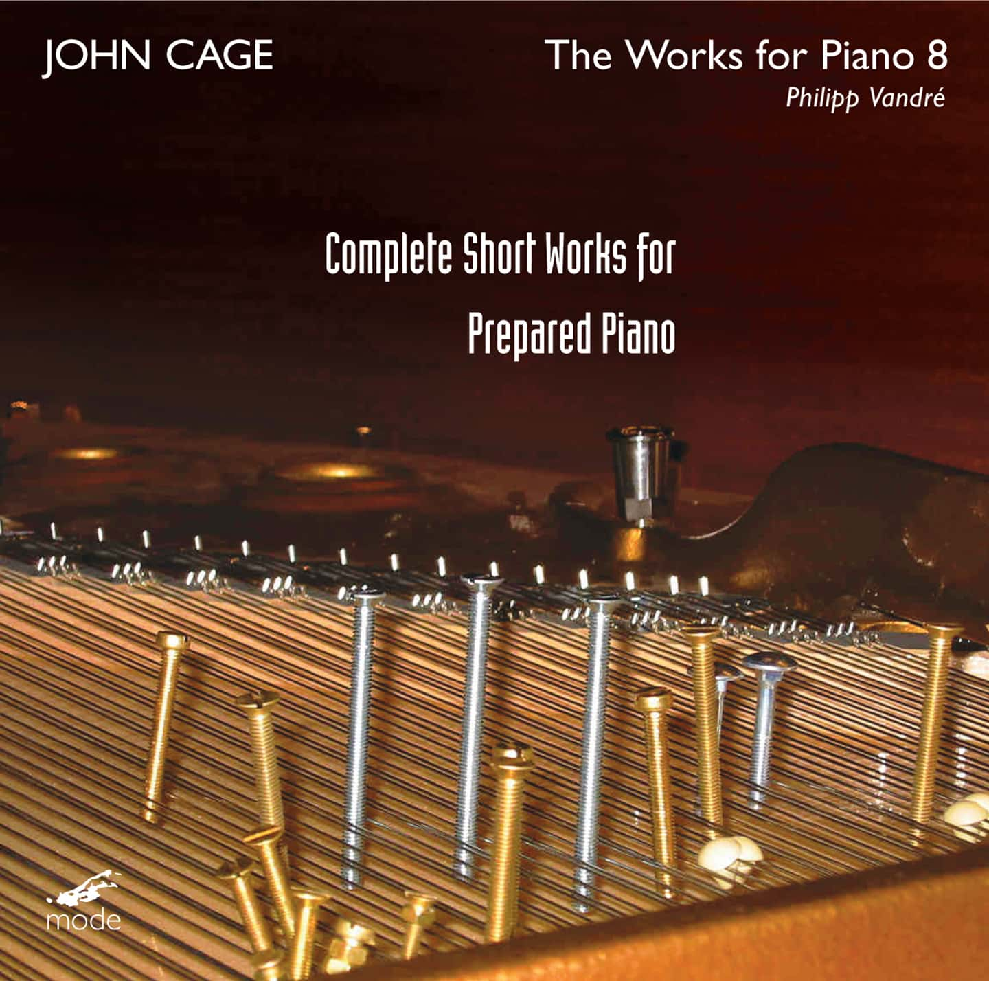 Cage Edition 37 – Complete Short Works for Prepared Piano