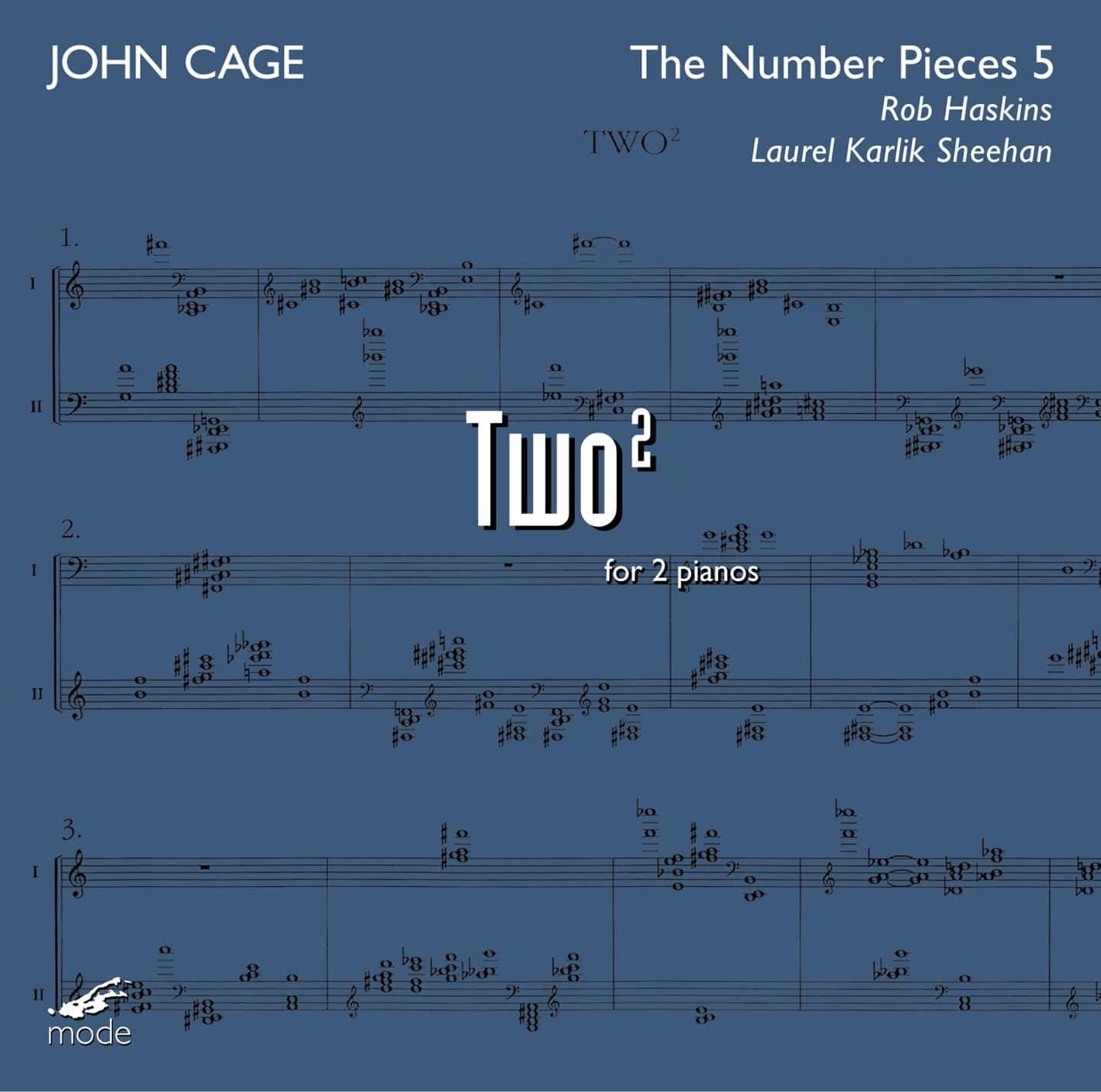 Cage Edition Volume 38-The Number Pieces 5