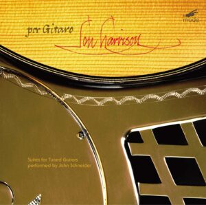 Por Gitaro: Suites For Tuned Guitars