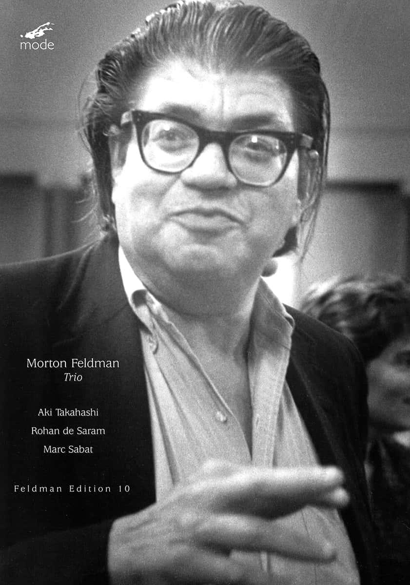 Feldman Edition 10-Trio – DVD