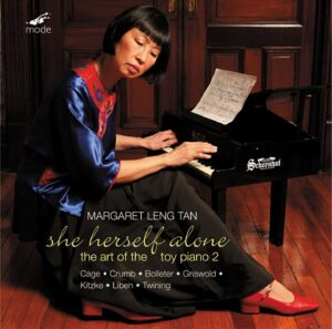 She Herself Alone: The Art Of The Toy Piano 2 – CD