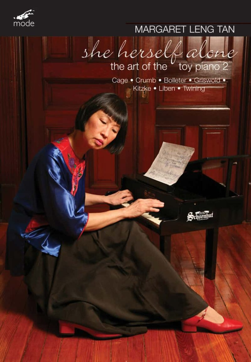 She Herself Alone: The Art Of The Toy Piano 2 – DVD