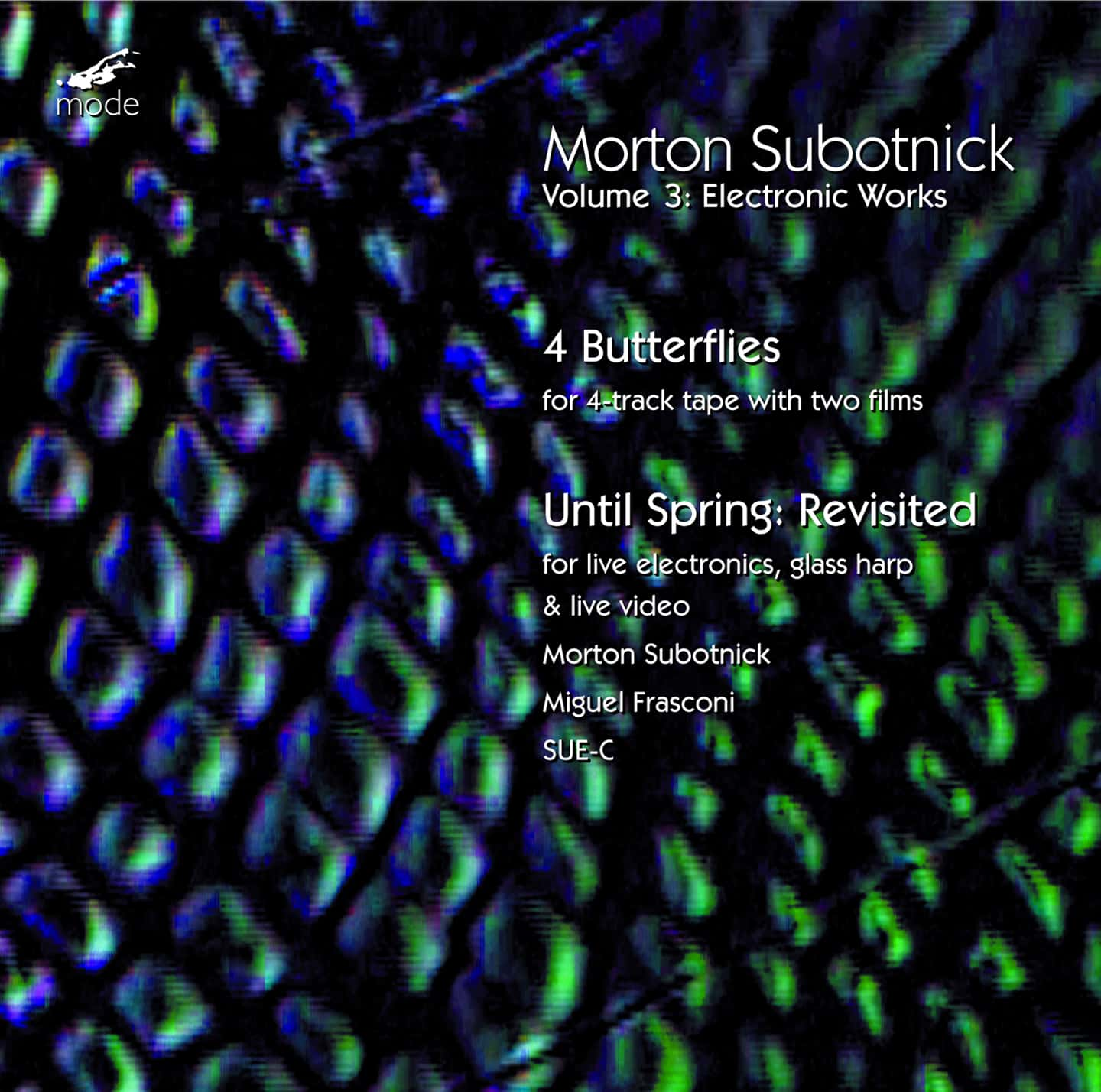 Electronic Works 3 – CD
