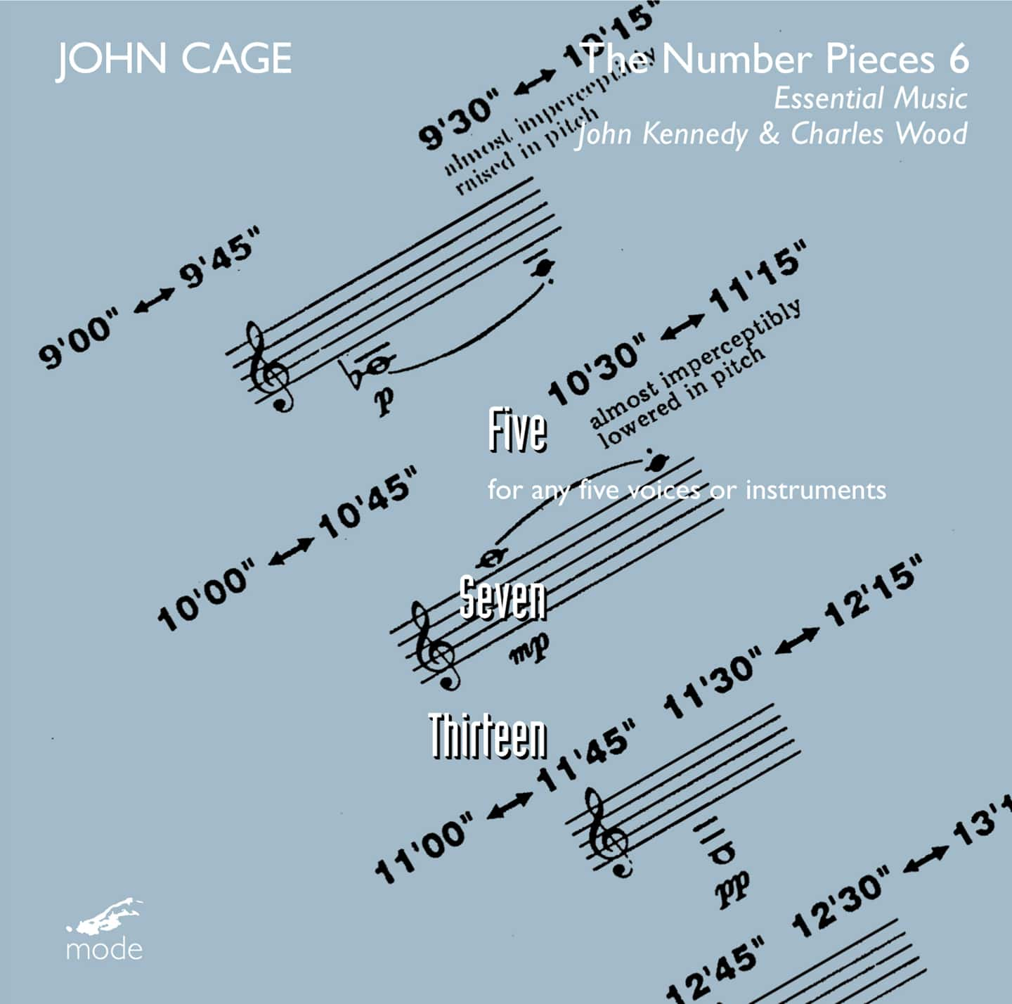 Cage Edition 44-The Number Pieces 6