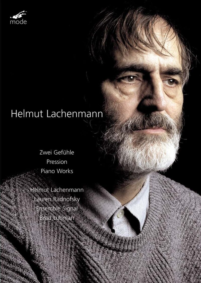 Zwei Gefühle and Solo Works – DVD