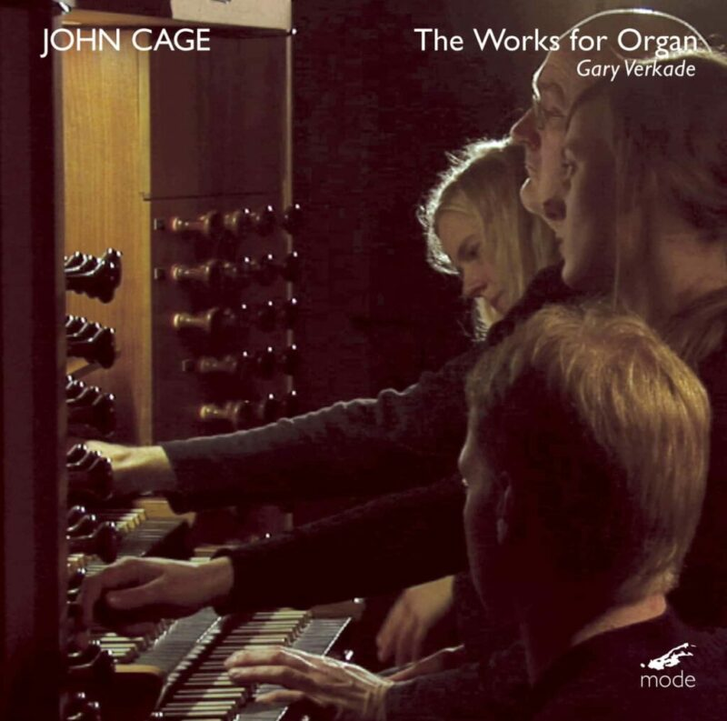 Cage Edition 47 – The Works for Organ – CD