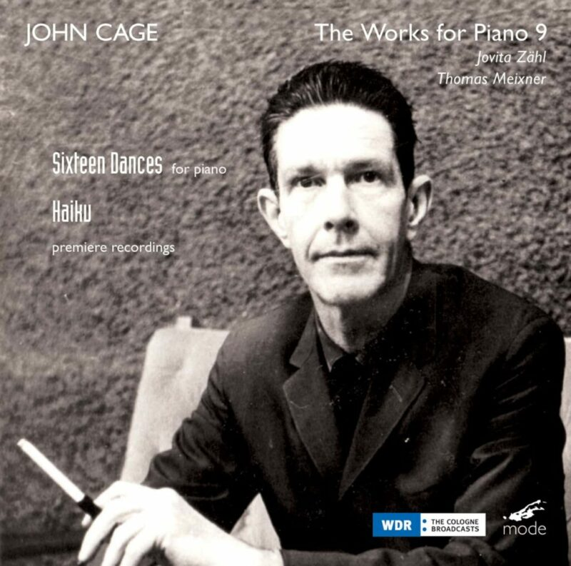 Cage Edition 49 – The Piano Works 9: New Discoveries