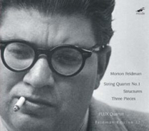 Feldman Edition 12: String Quartet 1