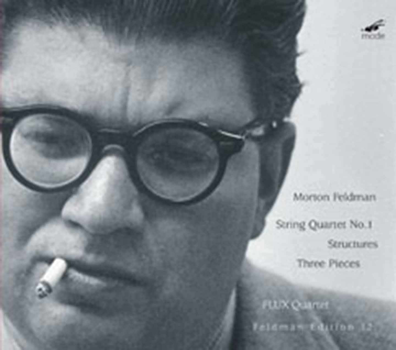 Feldman Edition 12: String Quartet 1
