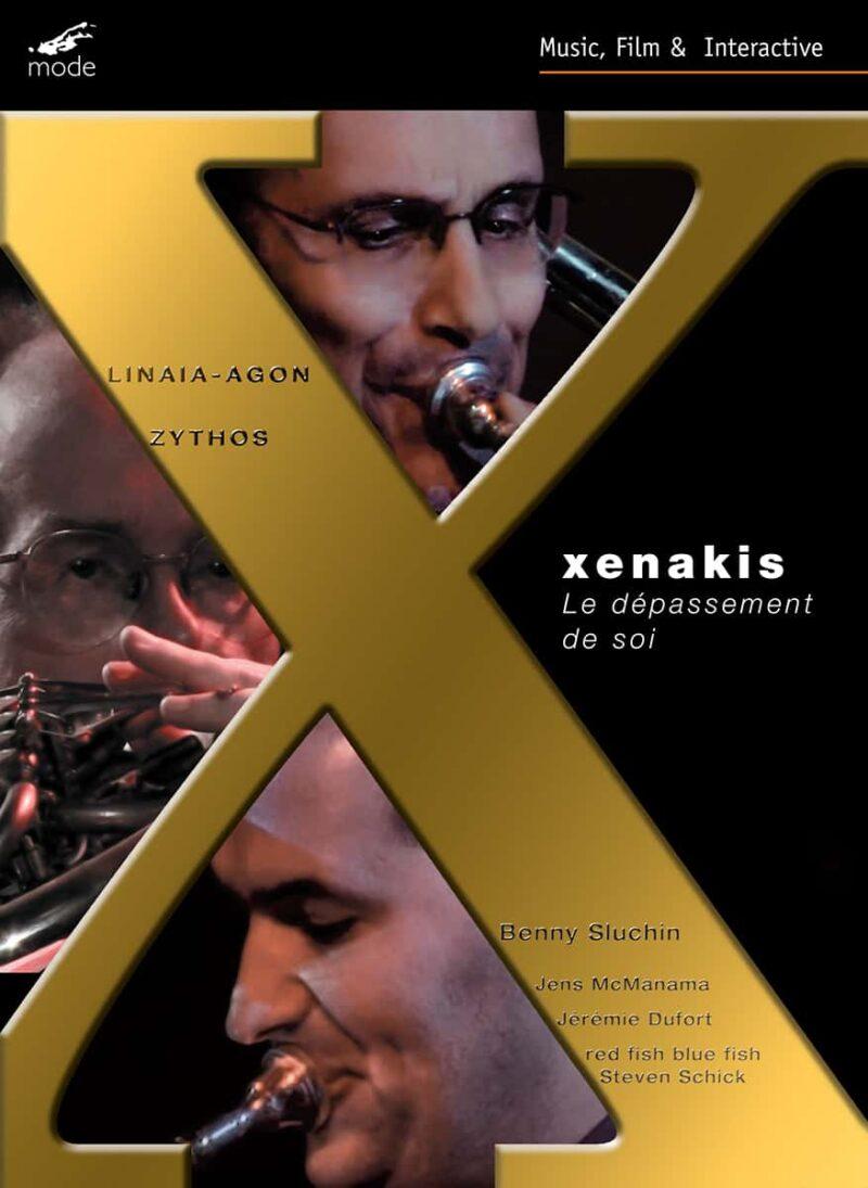 Xenakis Edition 14-Linaia-Agon