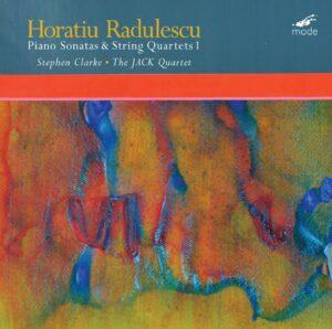 Piano Sonatas & String Quartets 1 – CD