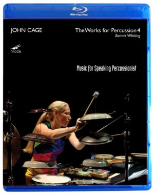The Works for Percussion 4 – Bluray