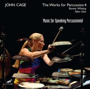 The Works for Percussion 4 – CD – Bluray