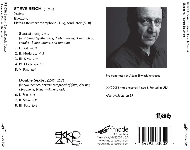 Sextets – CD – LP