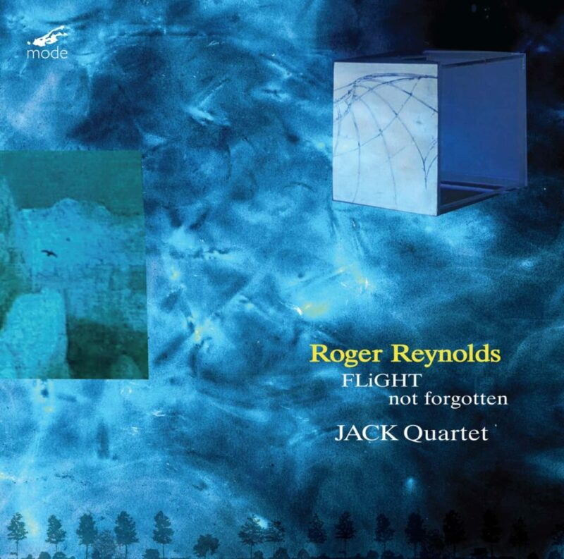 Roger Reynolds at 85, Vol 1: String Quartets