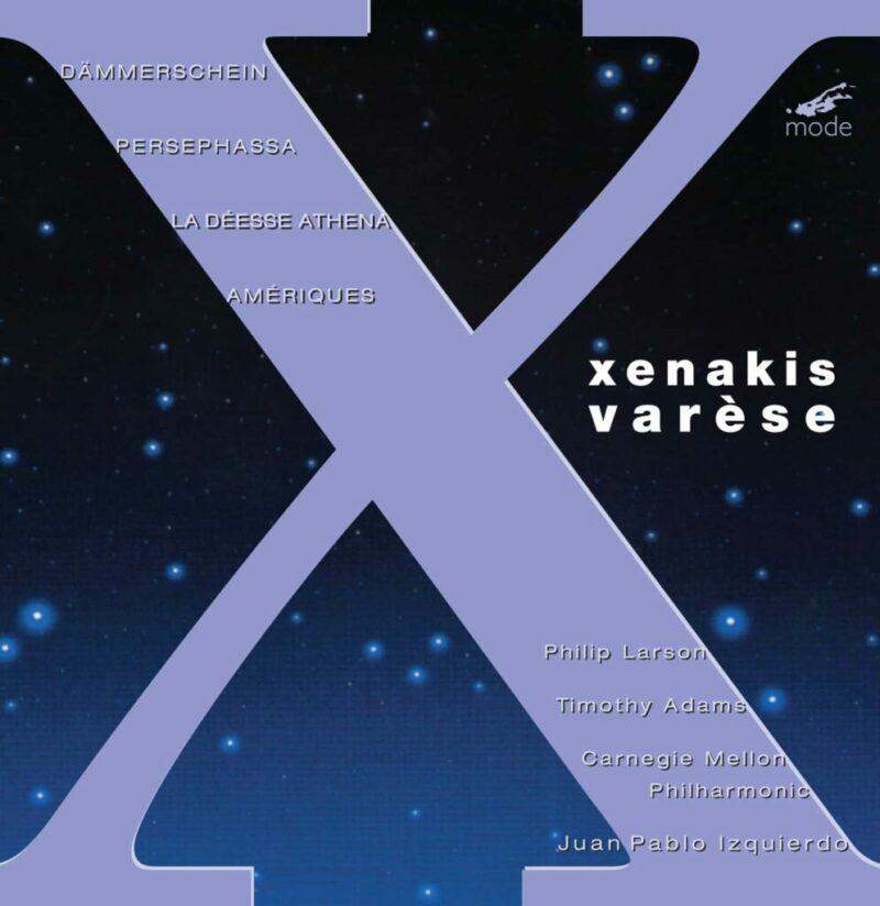 """Xenakis Edition 3-""""Xenakis & Varèse"""""""