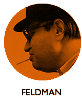 Morton Feldman | Special Composers Editions on Mode