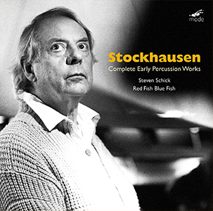 "STOCKHAUSEN'S ""Complete Early Percussion Works""wins the prestigious Preis der Deutschen Schallplattenkritik for Best New Music release of 2015!"